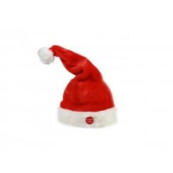 Red Santa Singing & Dancing Hats