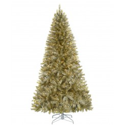 LED Gold Christmas Tree - (6 feet)