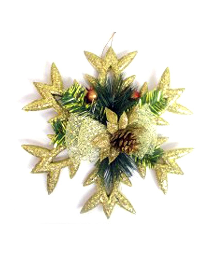 Xmas snowflakes wreath christmas wreaths christmas Christmas wreath decorations