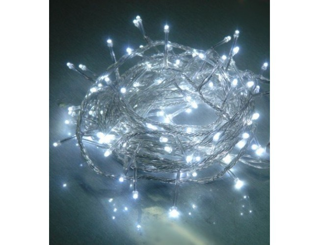 White rice rope light christmastreeshops mozeypictures Gallery